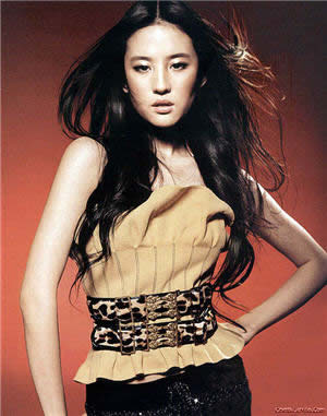 Personal Profile of Crystal Liu Yifei